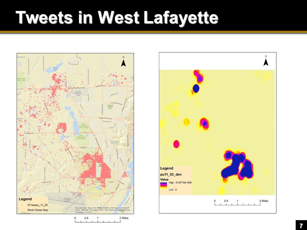 7 Tweets in West Lafayette