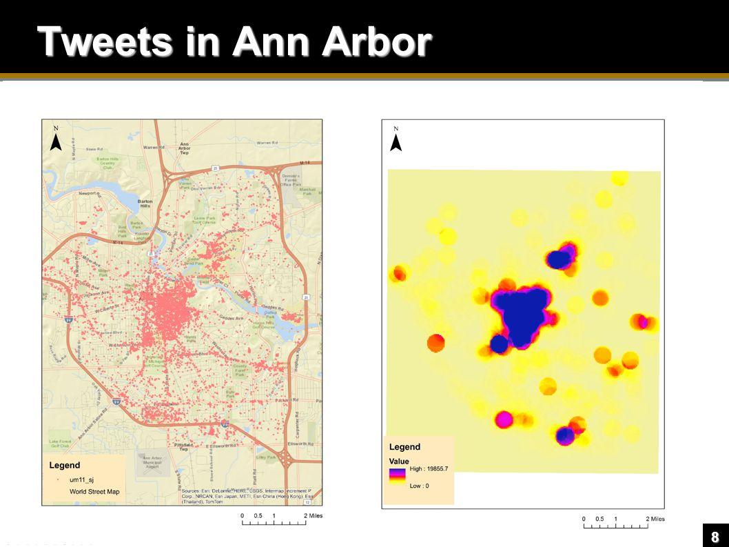 8 Tweets in Ann Arbor