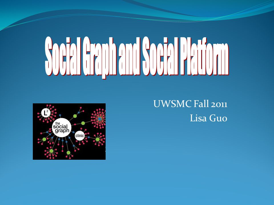 What is Social Graph  Mathematically, Graph is an abstraction for modeling relationships between things.