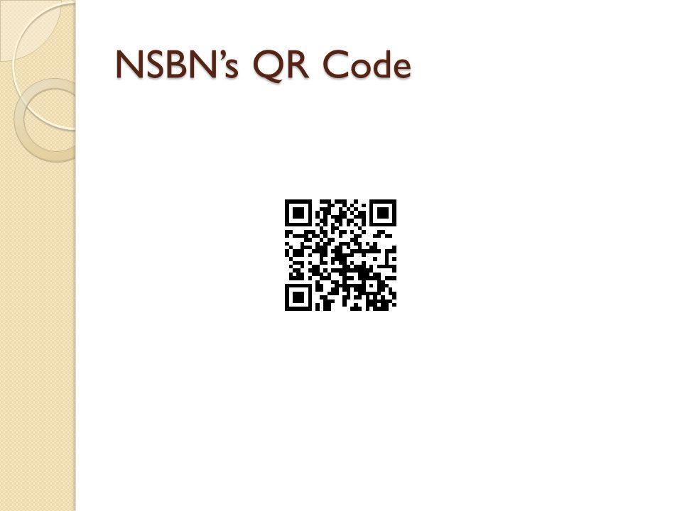NSBN's QR Code
