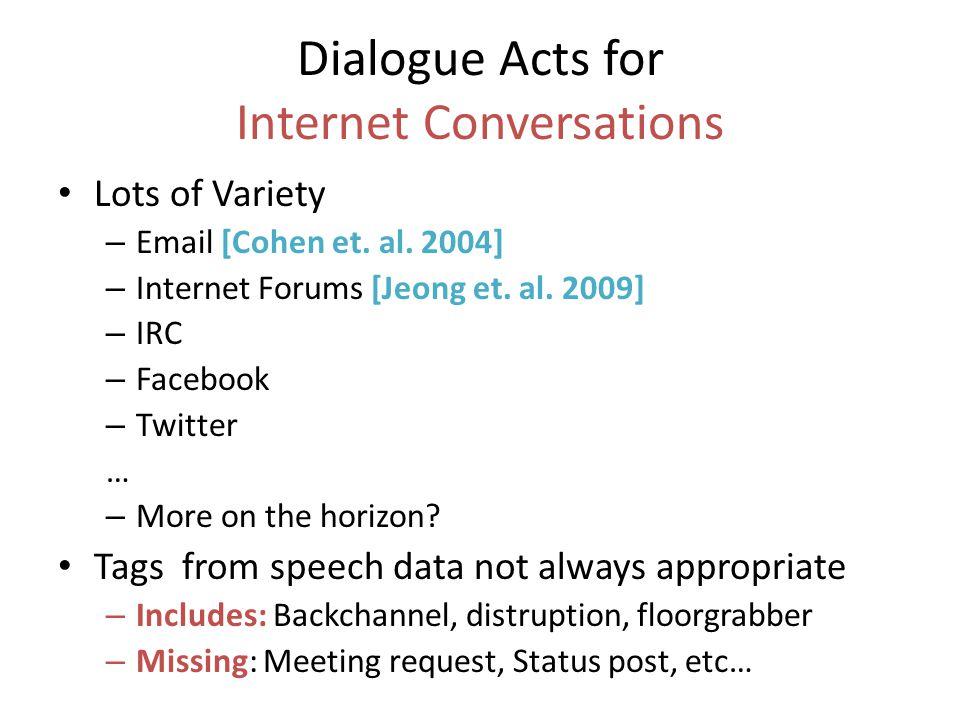 Conversation Model