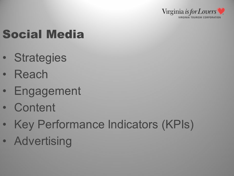 Social Media Strategies Reach Engagement Content Key Performance Indicators (KPIs) Advertising