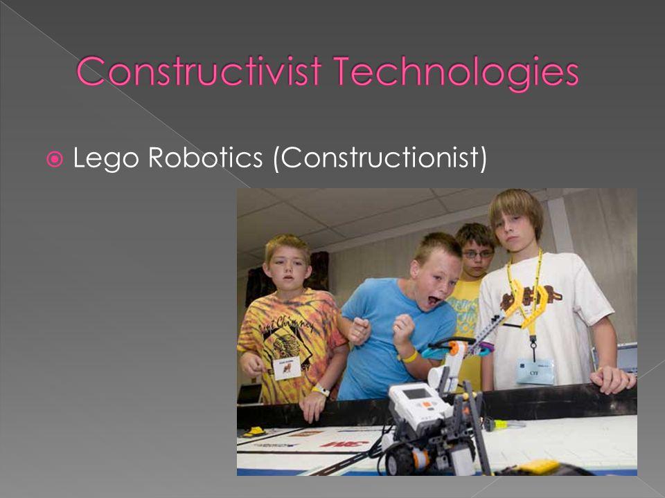  Lego Robotics (Constructionist)