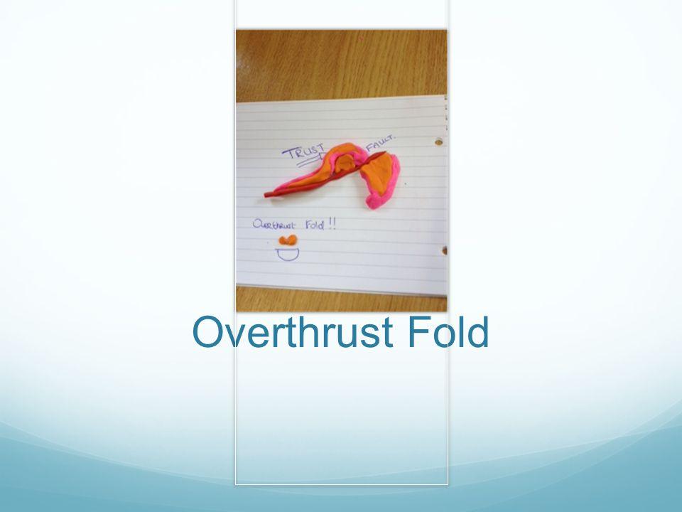 Overthrust Fold