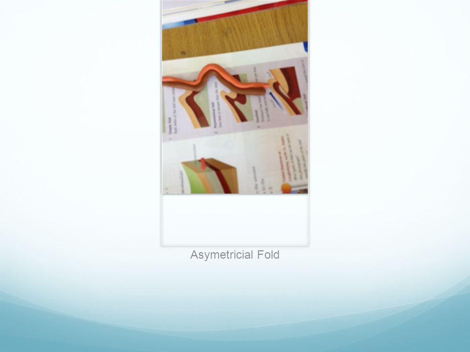 Asymetricial Fold