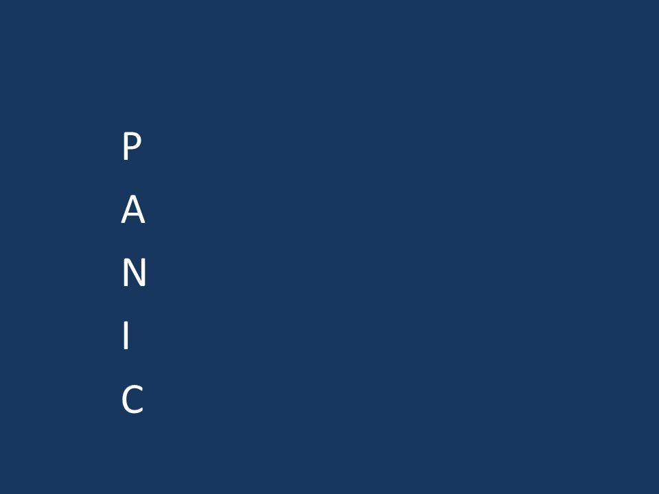 PANICPANIC