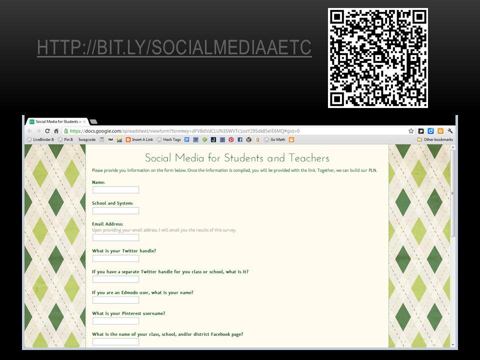 HTTP://BIT.LY/SOCIALMEDIAAETC