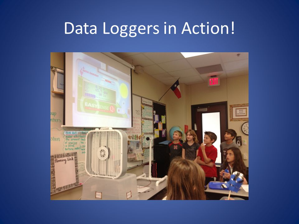 Data Loggers in Action!