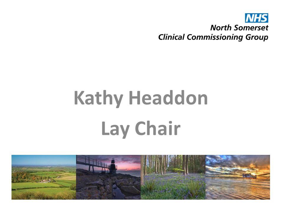 Kathy Headdon Lay Chair