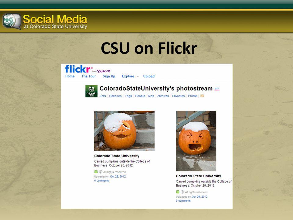 CSU on Flickr