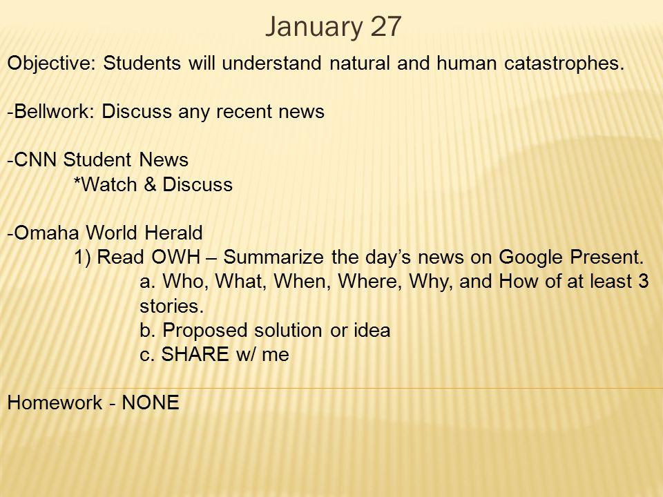 January 27