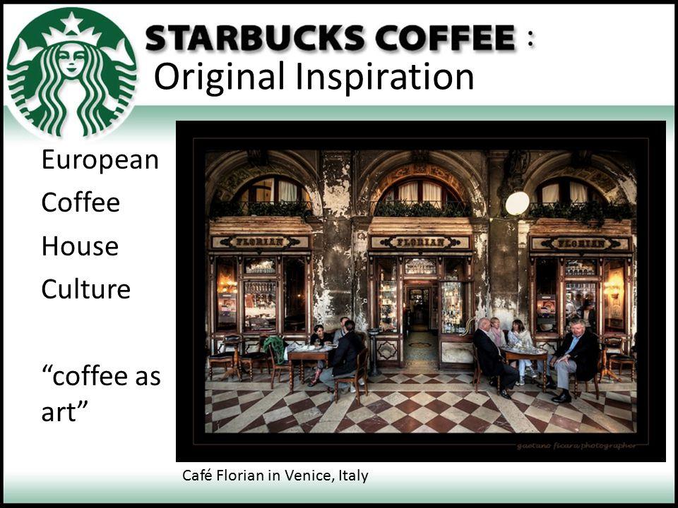 "Original Inspiration European Coffee House Culture ""coffee as art"" Café Florian in Venice, Italy"