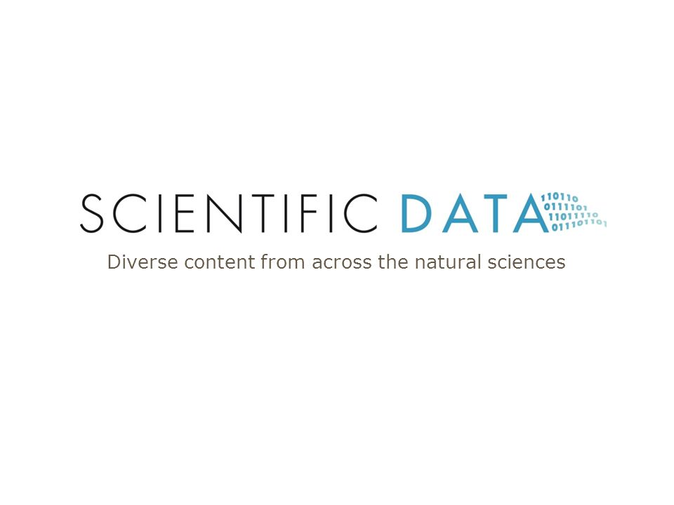 Diverse content from across the natural sciences