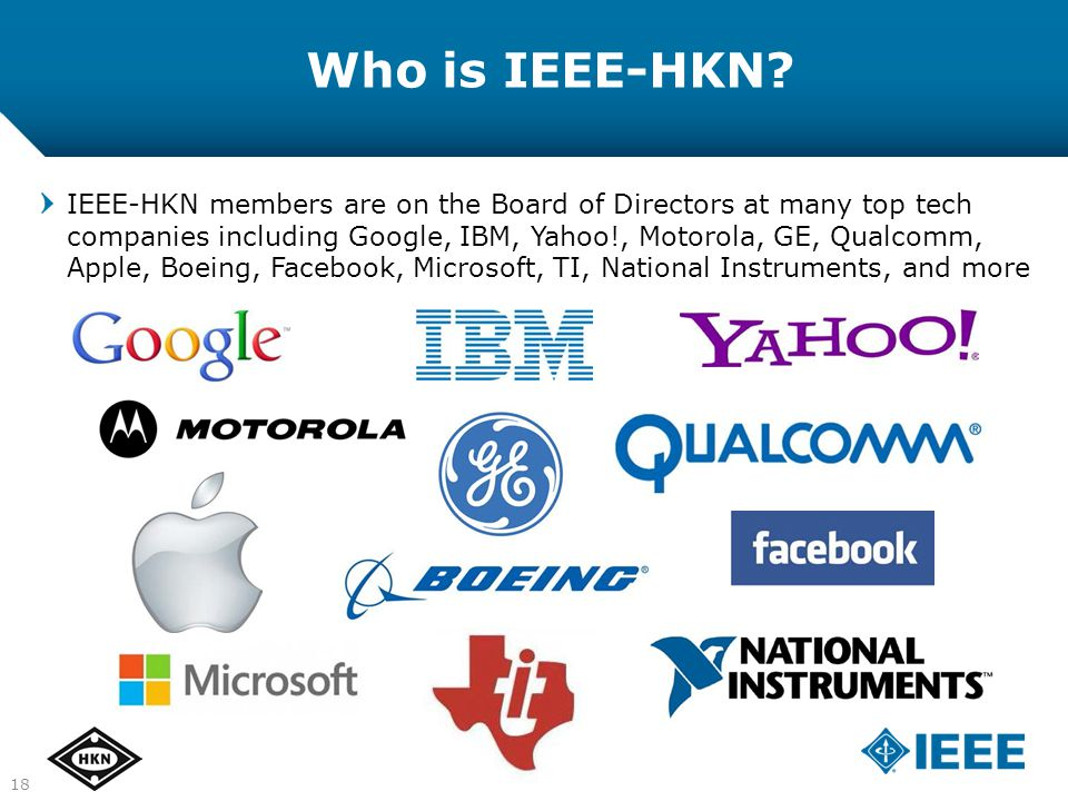 Who is IEEE-HKN.