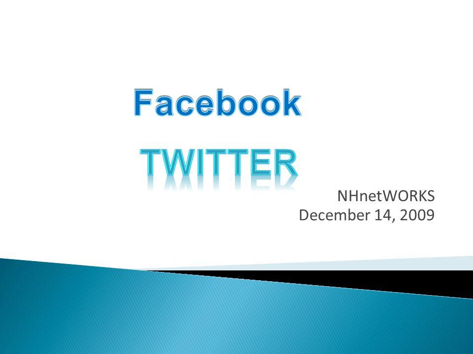 NHnetWORKS December 14, 2009