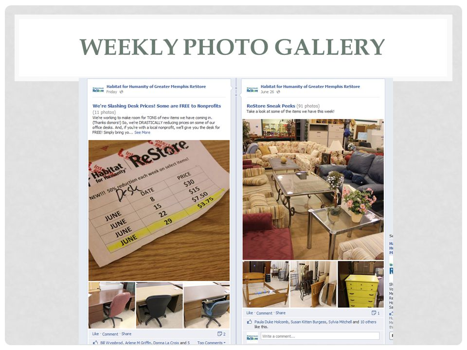WEEKLY PHOTO GALLERY