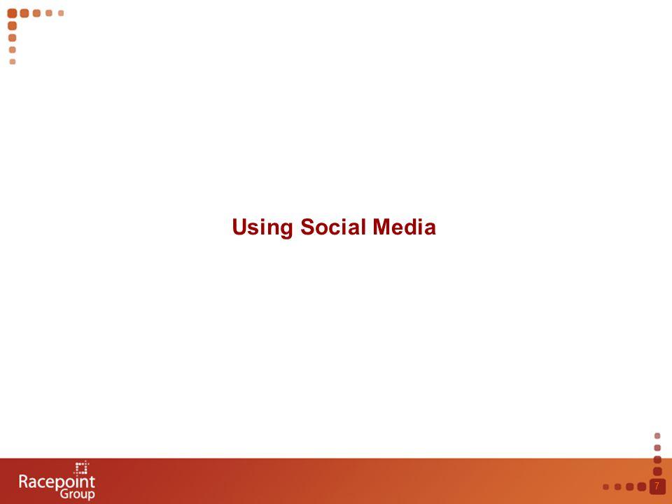 Using Social Media 7