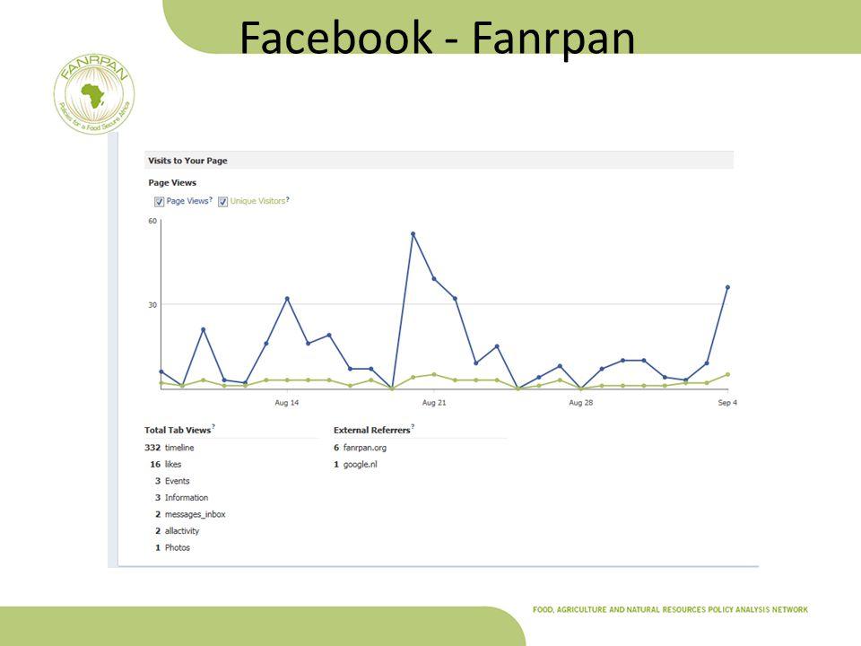 Facebook - Fanrpan