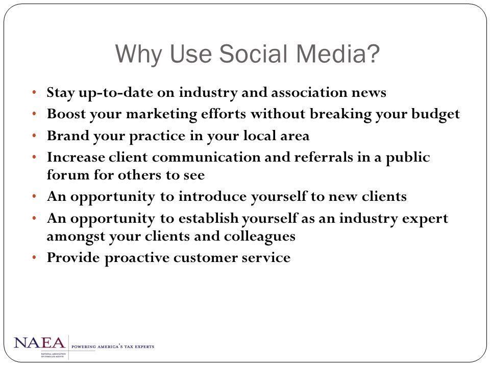 Is Social Media Just a Fad.