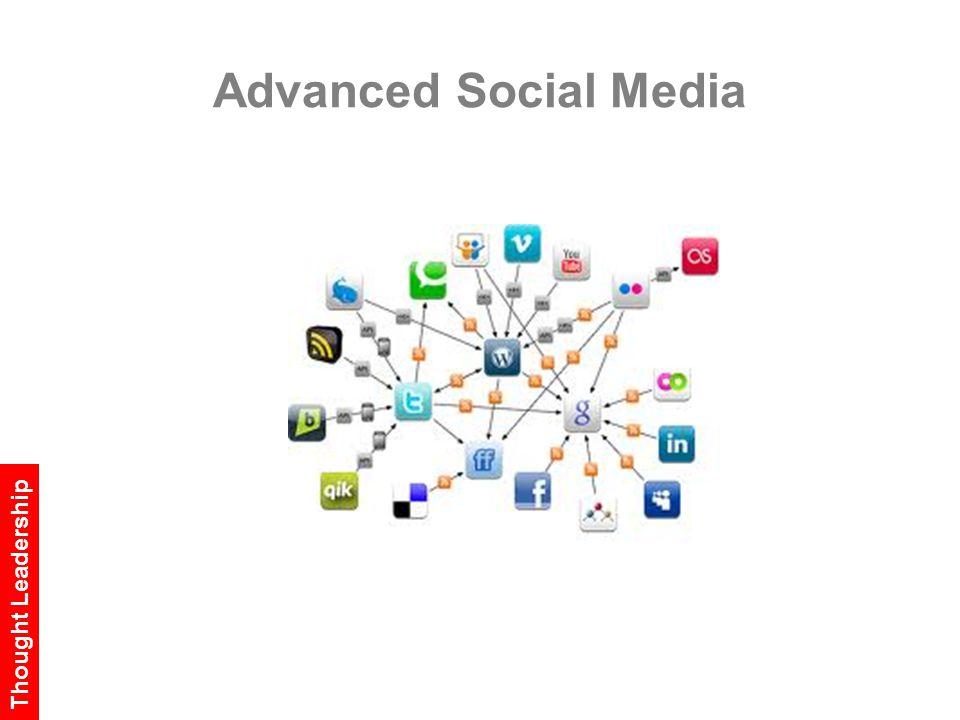 Advanced Social Media Thought Leadership