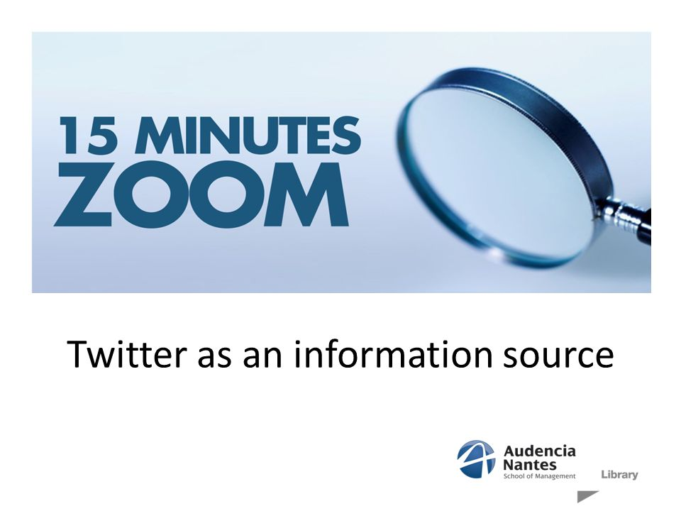 Definition Microblog : share short messages (140 characters)...