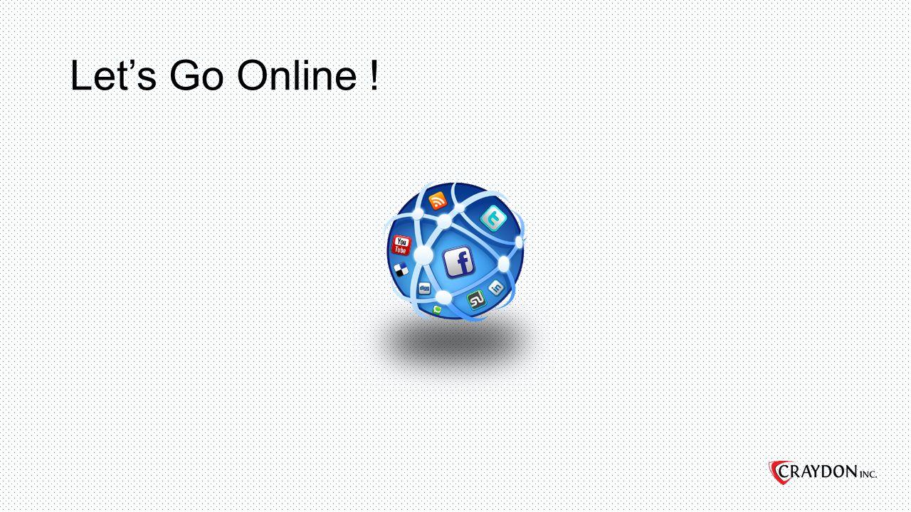 Let's Go Online !