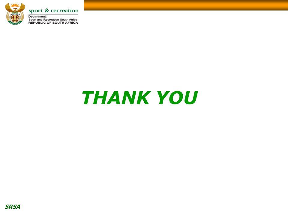 SRSA THANK YOU