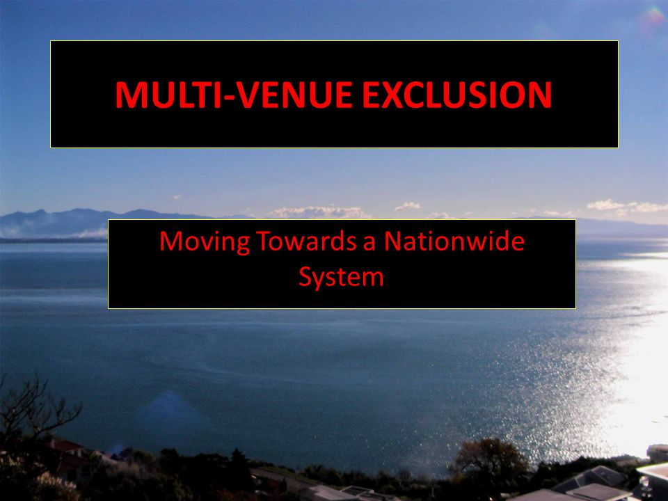 Multi-venue Exclusion Pathways