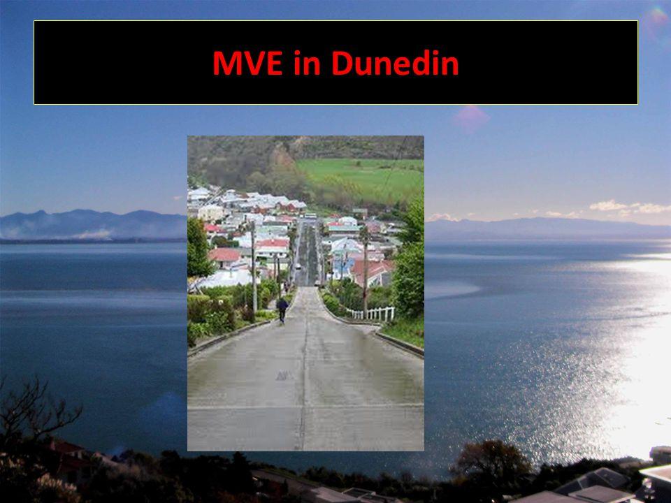 MVE in Dunedin