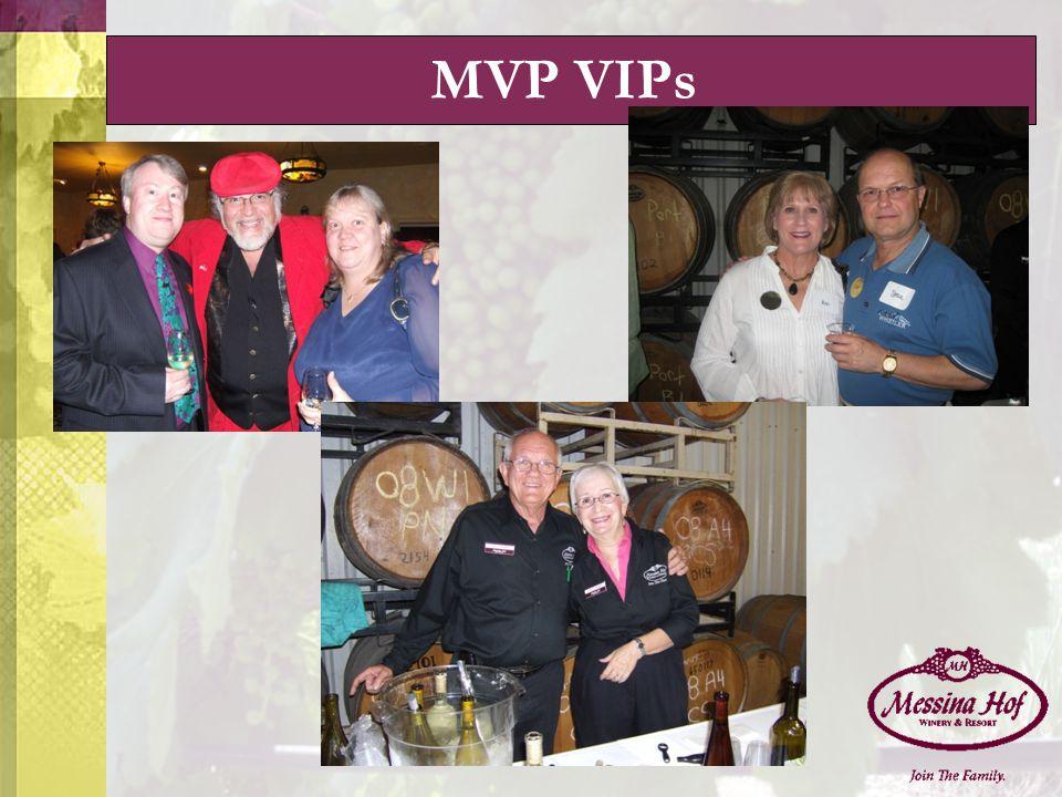 MVP VIPs