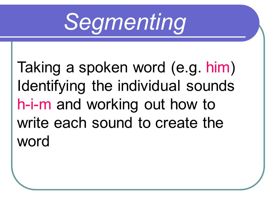 Beyond Phase 6 Note that the teaching of spelling cannot be completed in Year 2 – it needs to continue rigorously throughout primary school and beyond if necessary. Letters and Sounds