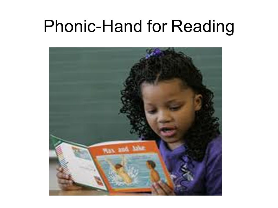 Phonic-Hand for Reading