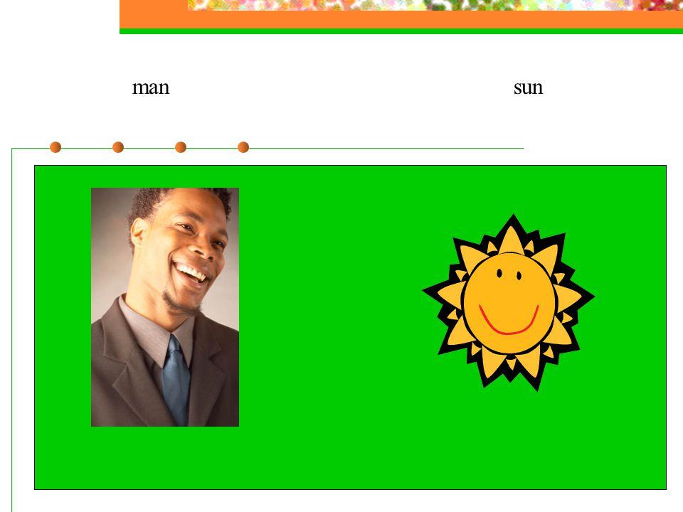man sun