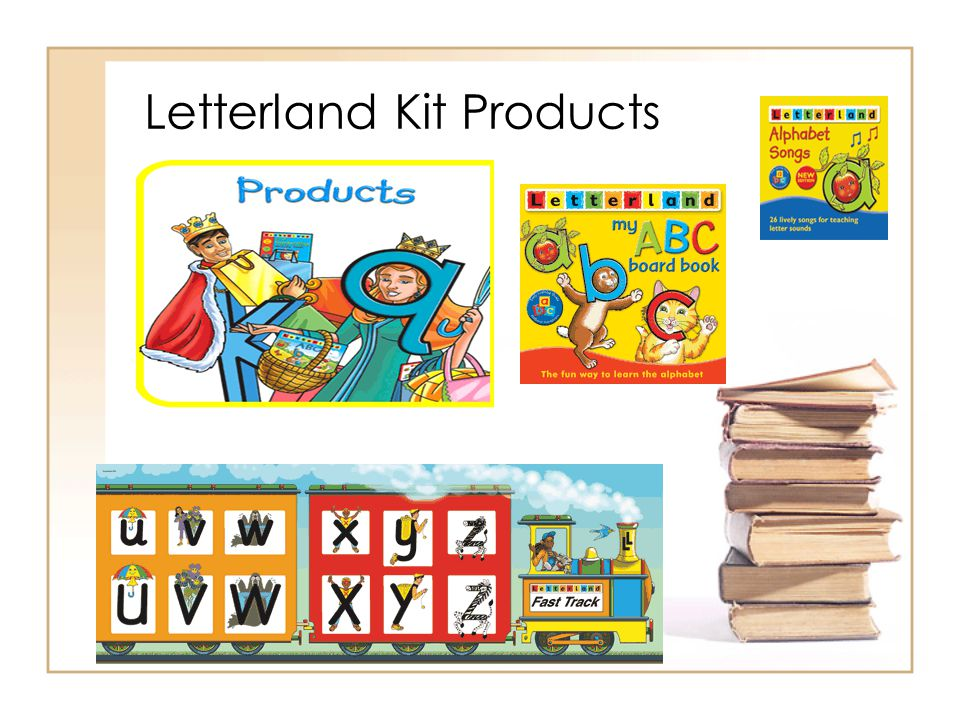 Special Needs Students Letterland has been used in Special Needs environments to aid early literacy development in children with a range of complex conditions, such as: Dyslexia Autism Dyspraxia Cerebral Palsy Apraxia Down s Syndrome Attention Deficit Disorder (ADD) Speech and Language Disabilities