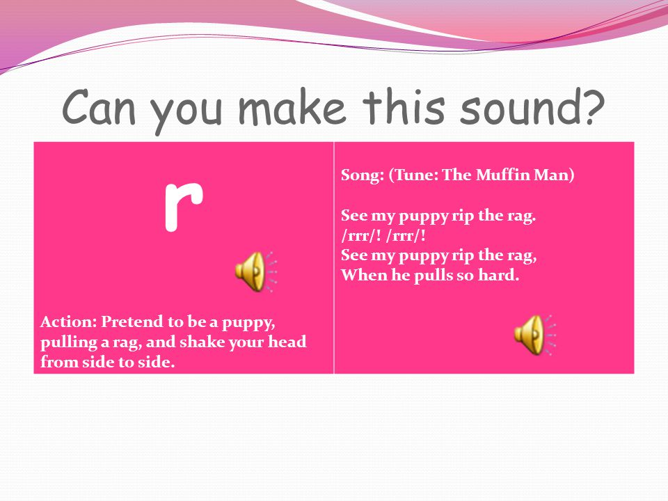 Please encourage your child to make these words using their sound cards.