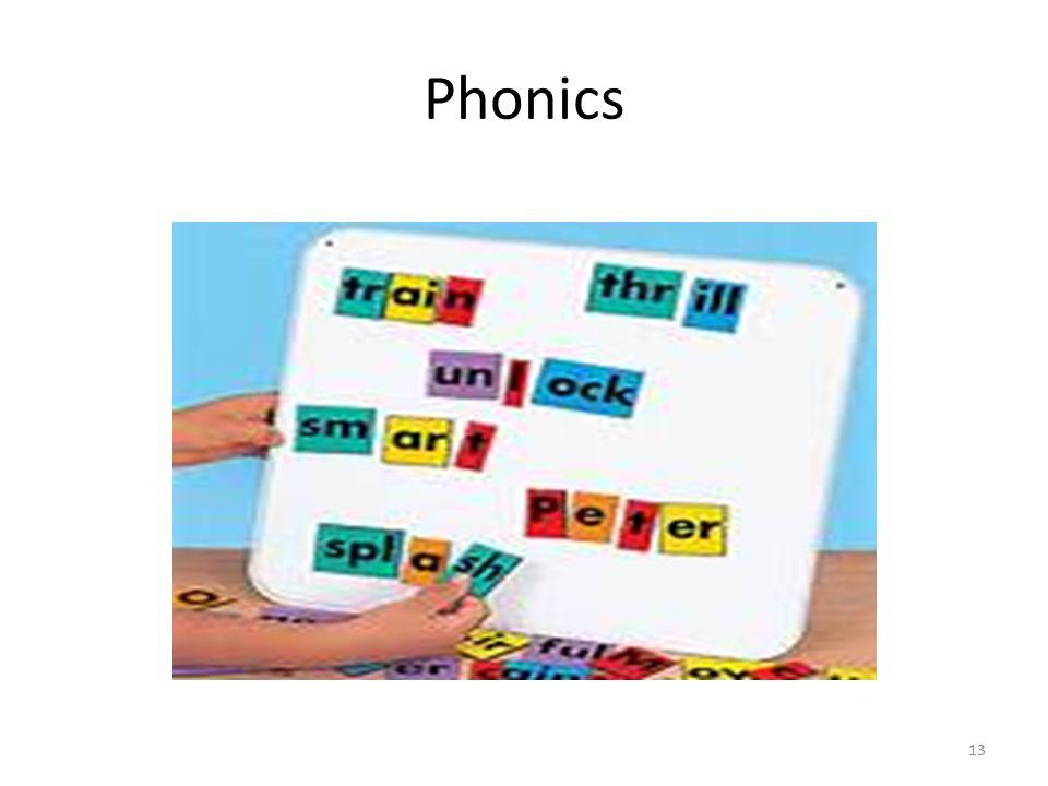 Phonics 13