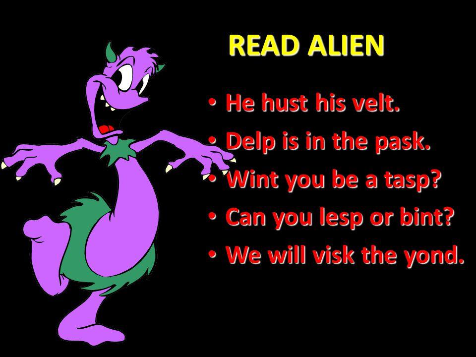 Aliens vs. Humans ALIENSHUMANS wave nute wav nut chipe hen chip hene cak mop cake mope