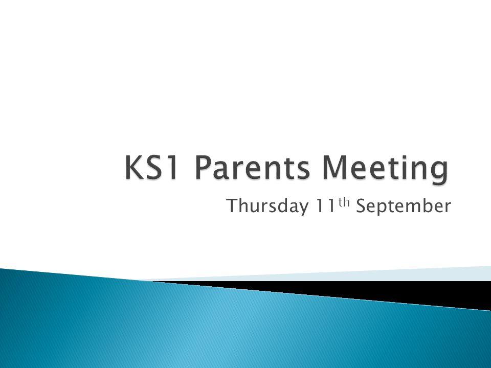 Thursday 11 th September