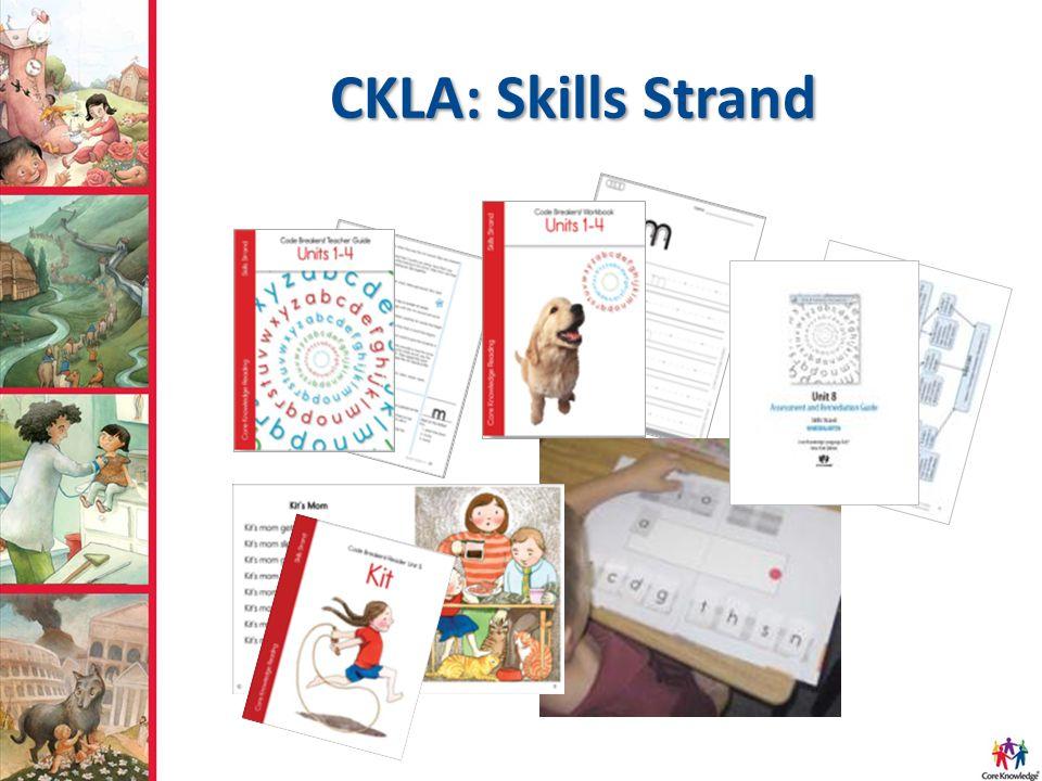 CKLA: Skills Strand
