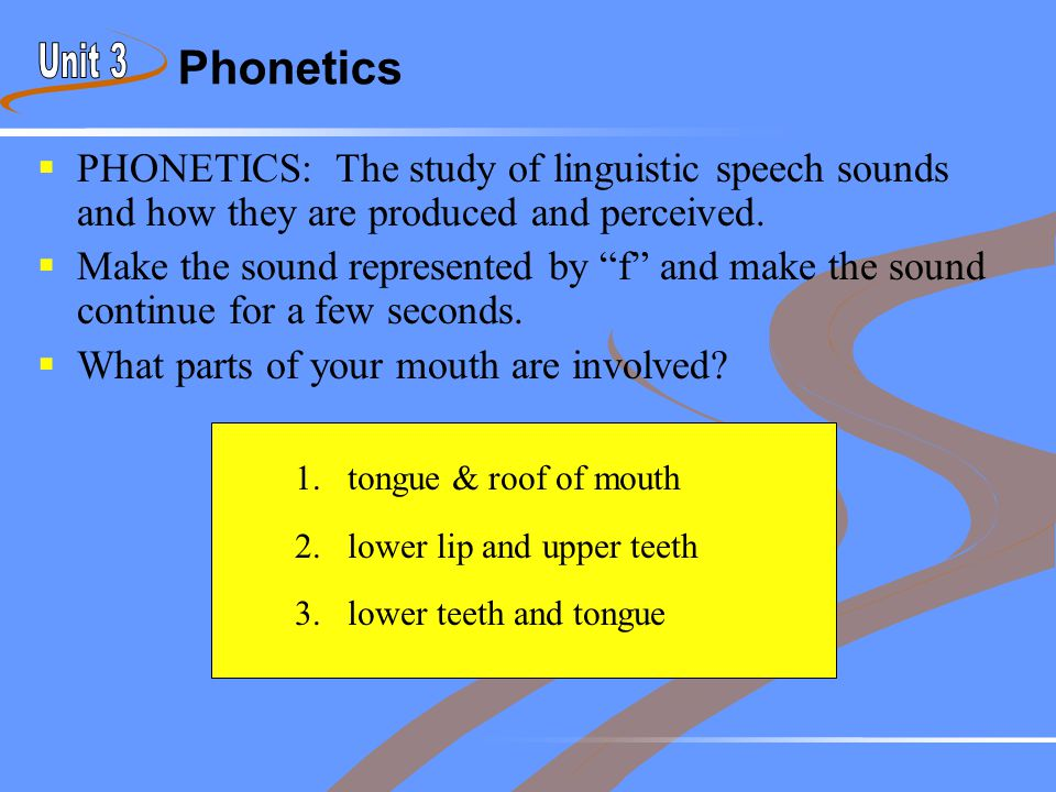 Phonology  PHONOLOGY: The rule system within a language by which phonemes are sequenced and uttered to make words.