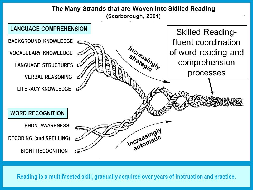 What Really Matters for Struggling Readers (Allington, 2012) 1.