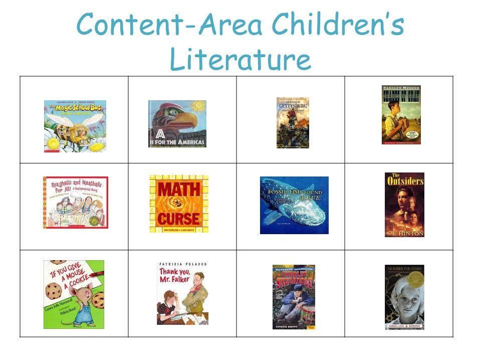 Content-Area Children's Literature