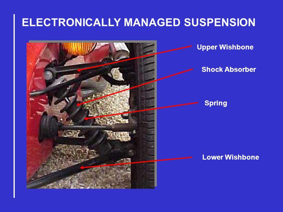 Shock Absorber Spring Lower Wishbone Upper Wishbone