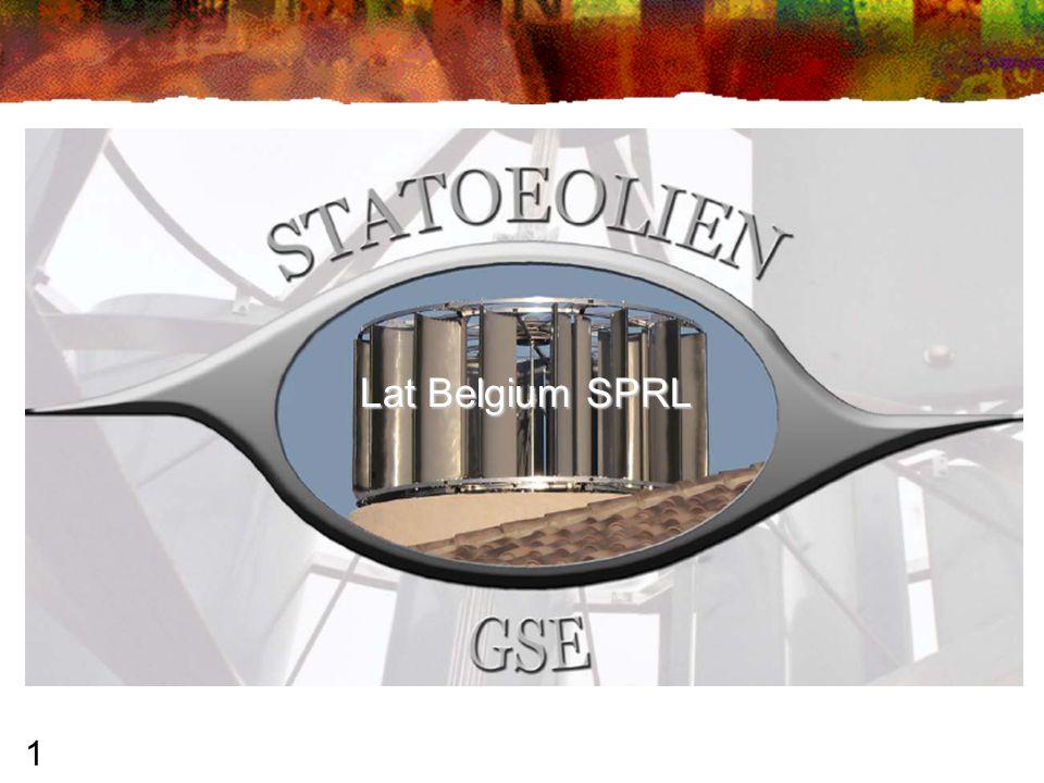 1 Lat Belgium SPRL