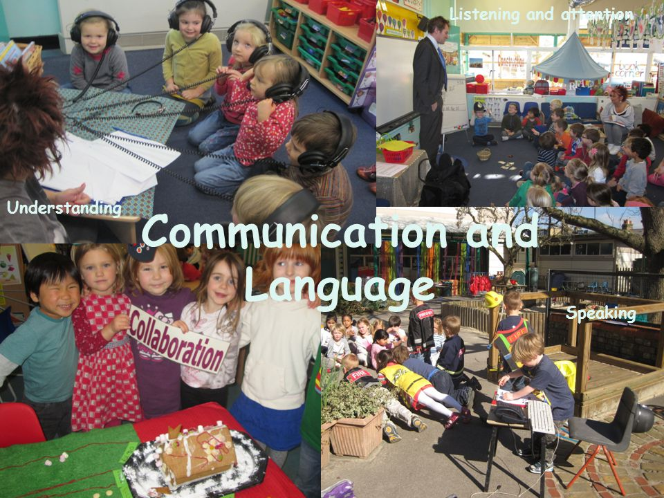 Understanding Speaking Communication and Language Listening and attention