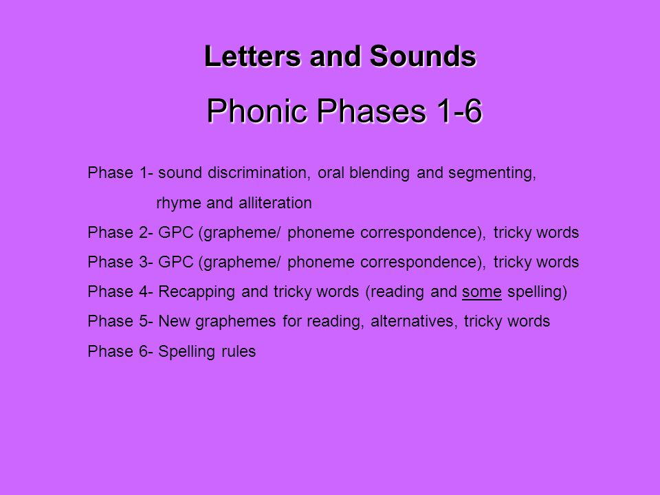 The terminology! Phoneme: a sound in a word - consonant phonemes - vowel phonemes Grapheme: a letter or sequence of letters that represent a phoneme 2