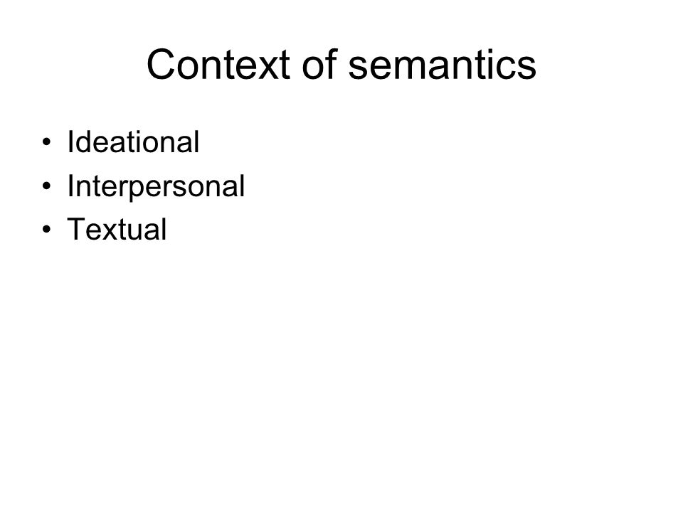 Formalism VS Functionalism Formalist: 1)Grammar is an abstract set of rules.