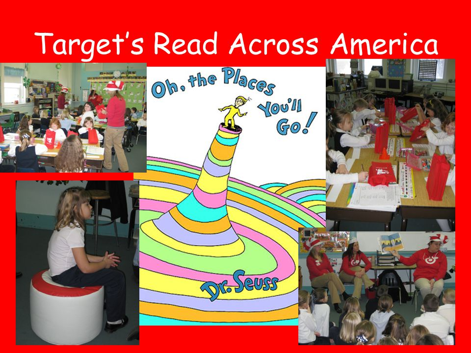 Target's Read Across America