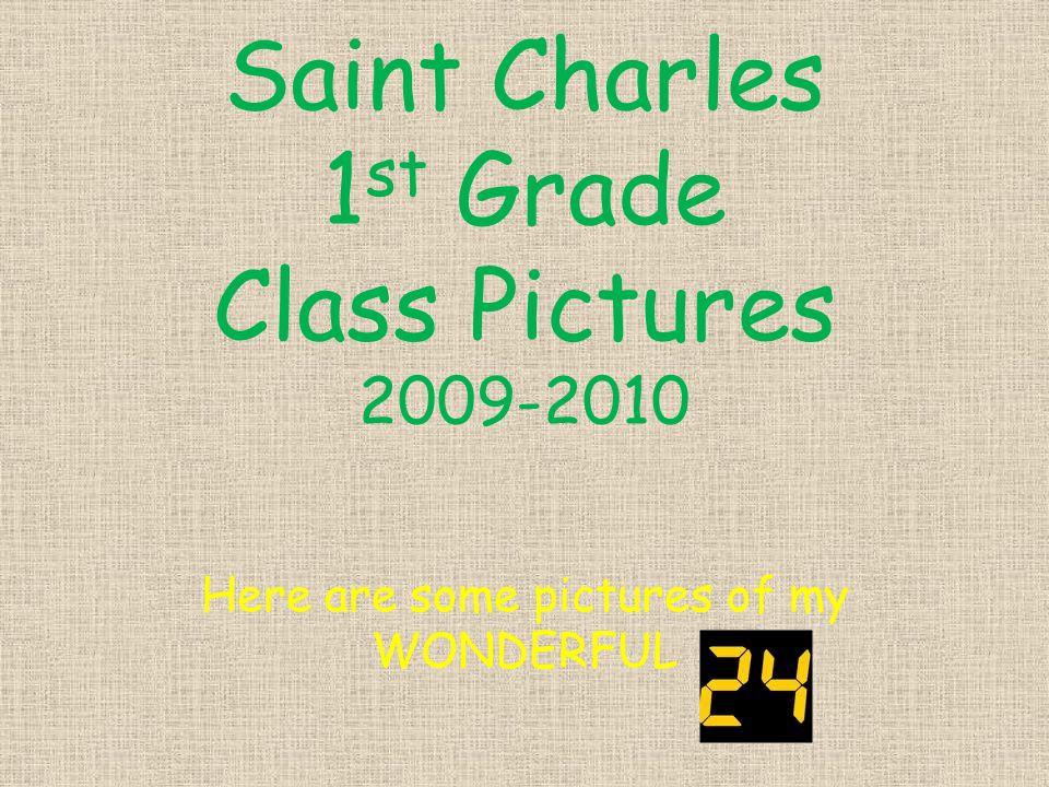 Saint Charles School Walking in the footsteps of Jesus 8125 Swan Creek Road Newport, MI 48166 (734) 586-2531 http://home.catholicweb.com/StCharlesNewport/