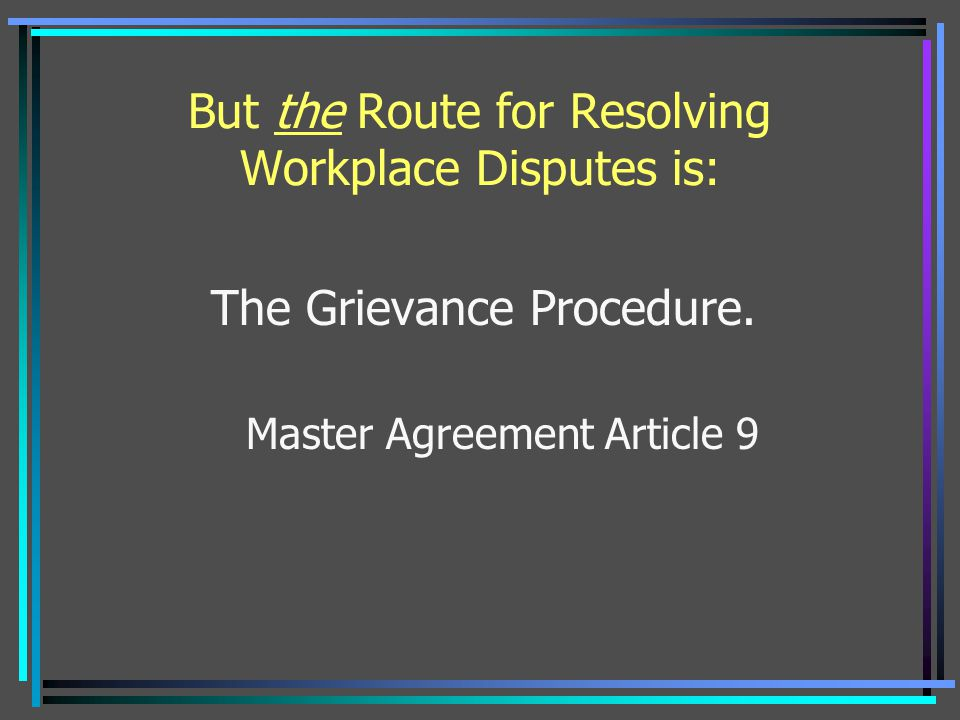 Third step grievance.Due within 21 days of receiving the 2nd step grievance response.